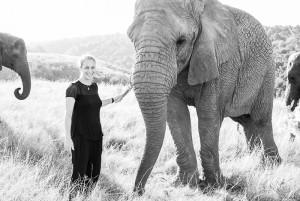 Susan & Riaan | Wedding Day Knysna Elephant Park-5