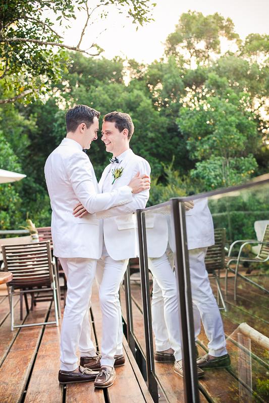 Dom & Gareth | Wedding Day | Trogan House, South Africa-115