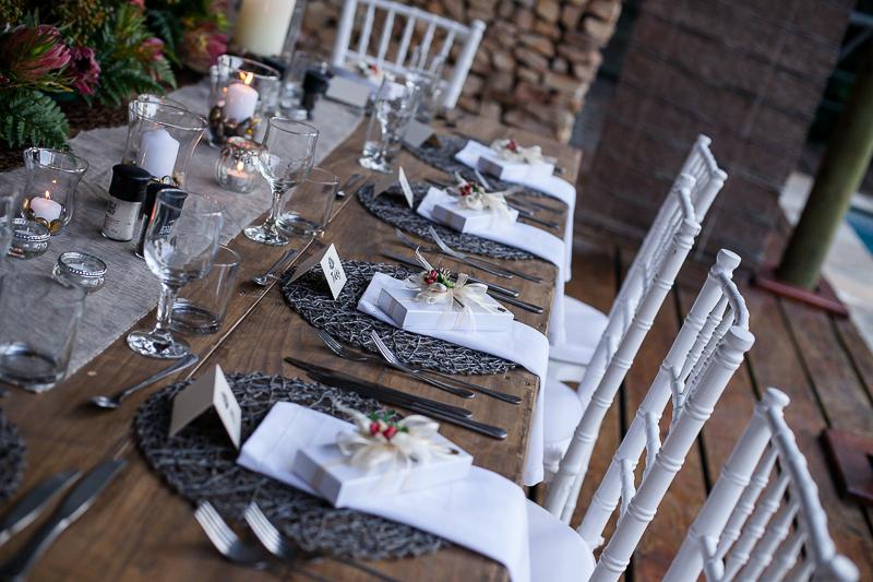 Dom & Gareth | Wedding Day | Trogan House, South Africa-116