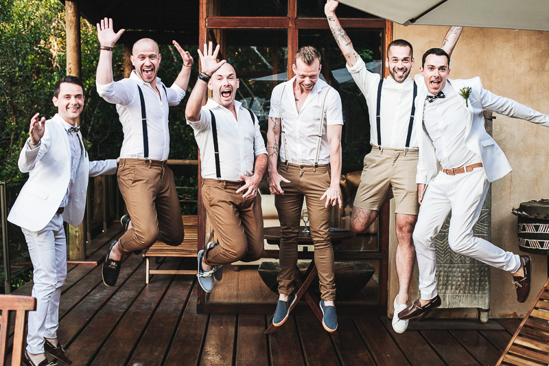 Dom & Gareth | Wedding Day | Trogan House, South Africa-126