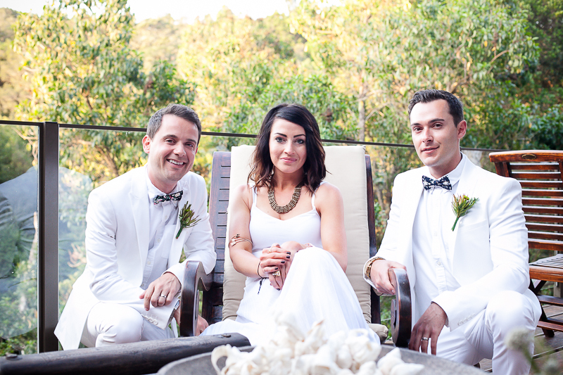 Dom & Gareth | Wedding Day | Trogan House, South Africa-129