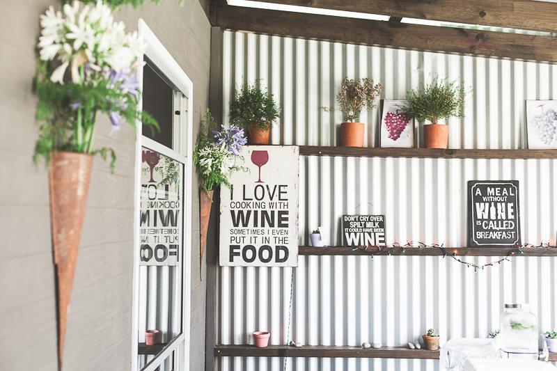 Dom & Gareth | Wedding Day | Trogan House, South Africa-13
