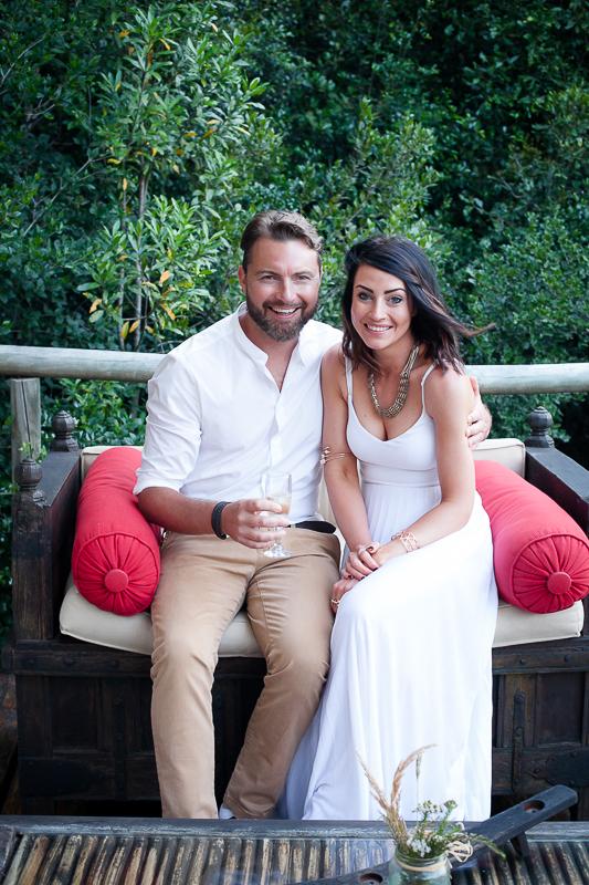 Dom & Gareth | Wedding Day | Trogan House, South Africa-131