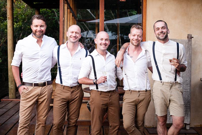 Dom & Gareth | Wedding Day | Trogan House, South Africa-135