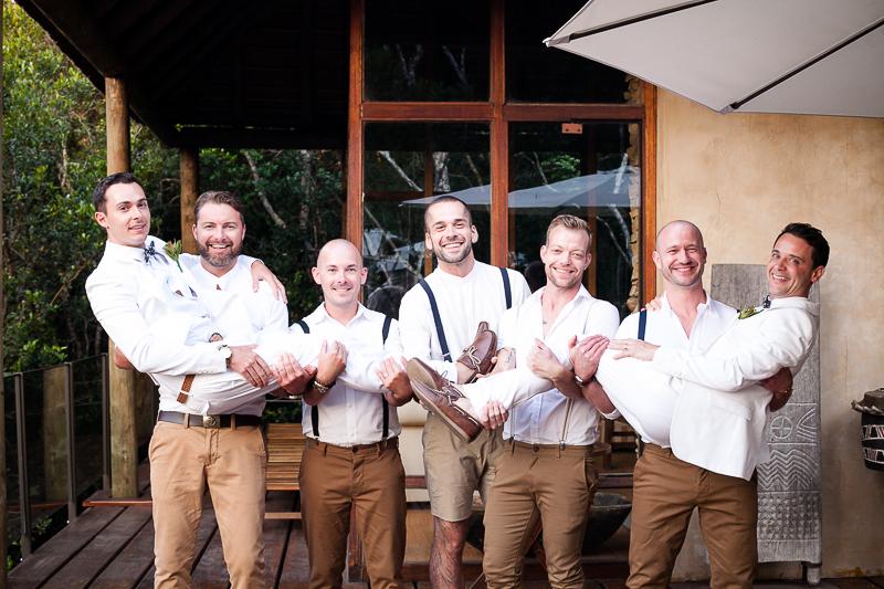 Dom & Gareth | Wedding Day | Trogan House, South Africa-136