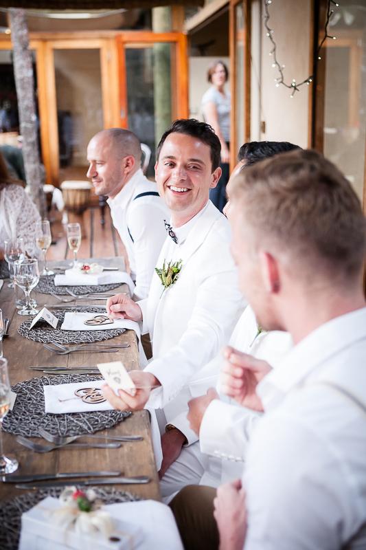Dom & Gareth | Wedding Day | Trogan House, South Africa-140