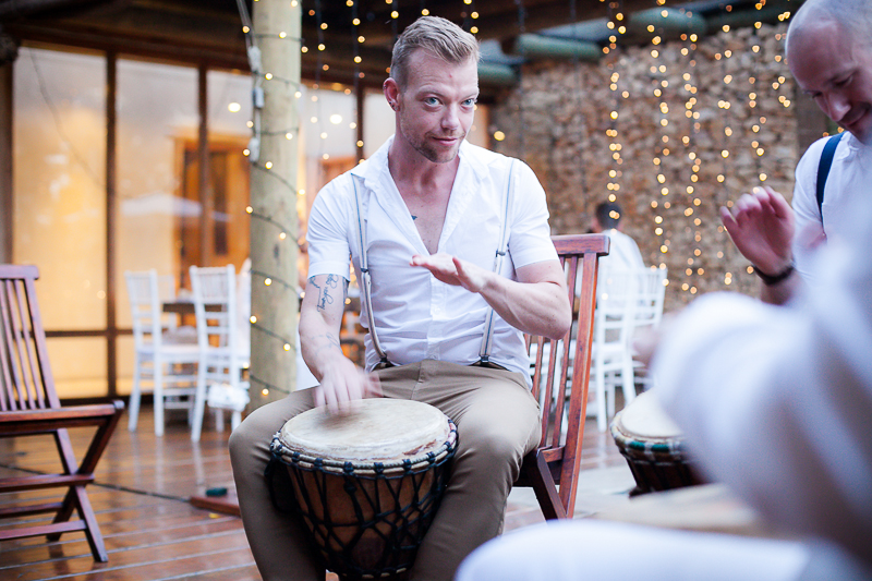 Dom & Gareth | Wedding Day | Trogan House, South Africa-153