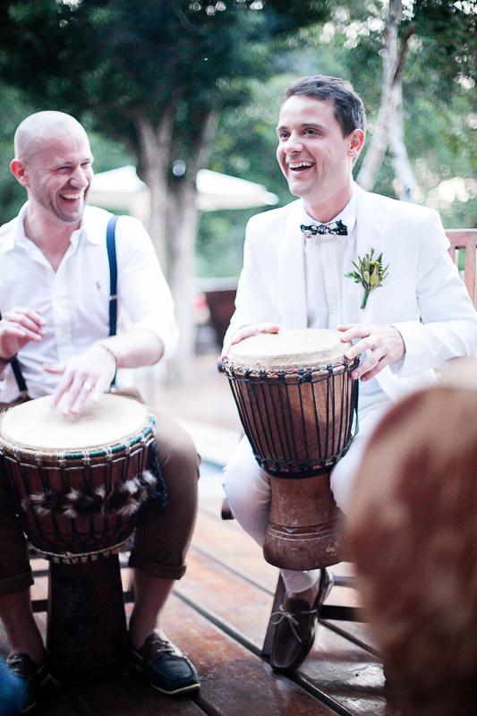 Dom & Gareth | Wedding Day | Trogan House, South Africa-155