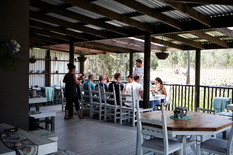 Dom & Gareth | Wedding Day | Trogan House, South Africa-20