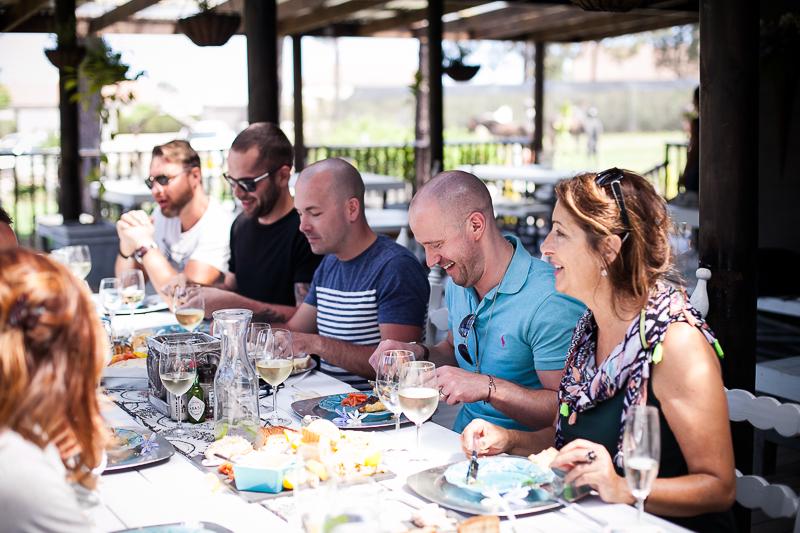 Dom & Gareth | Wedding Day | Trogan House, South Africa-25