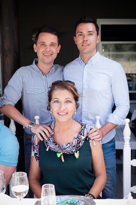 Dom & Gareth | Wedding Day | Trogan House, South Africa-27