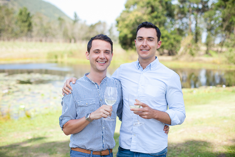 Dom & Gareth | Wedding Day | Trogan House, South Africa-28