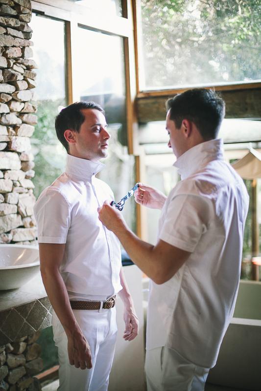 Dom & Gareth | Wedding Day | Trogan House, South Africa-41