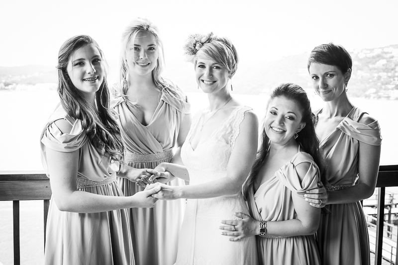 Lisa & Allistair Wedding Day Featherbed Knysna-44