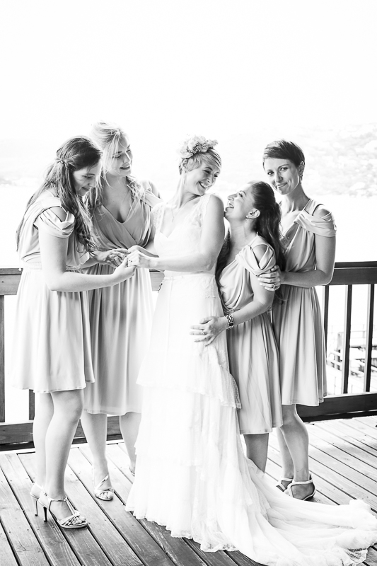 Lisa & Allistair Wedding Day Featherbed Knysna-45