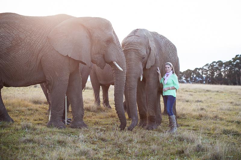 Elmar & Colleen Anniversary Shoot Knysna Elephant Park-58