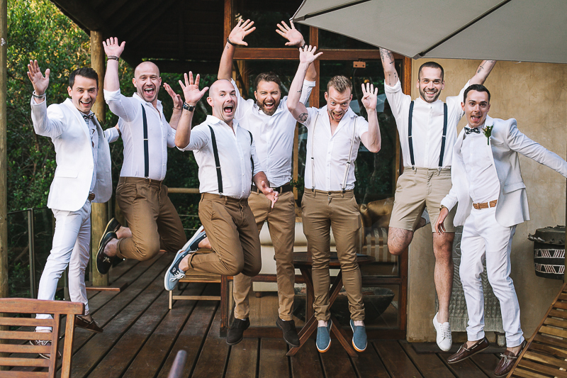 Dom & Gareth | Wedding Day | Trogan House, South Africa-127