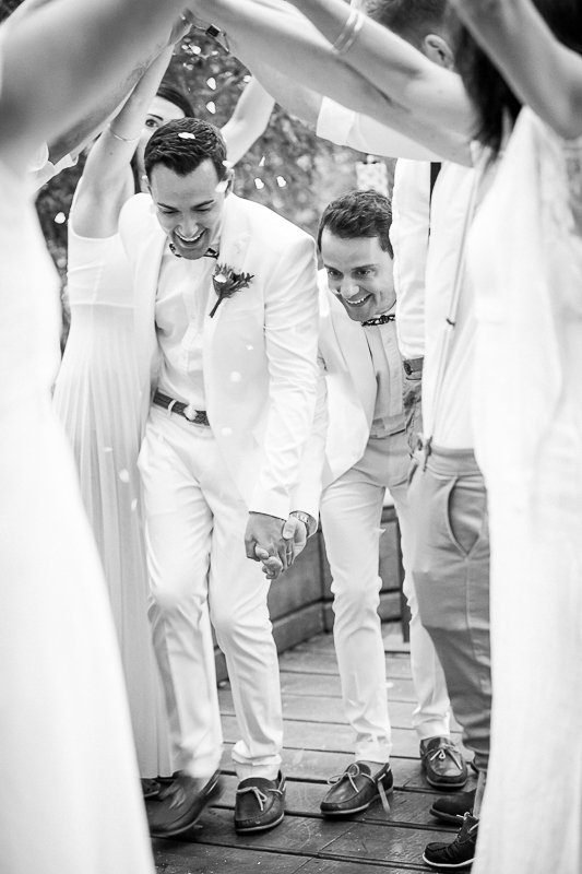 Dom & Gareth | Wedding Day | Trogan House, South Africa-78