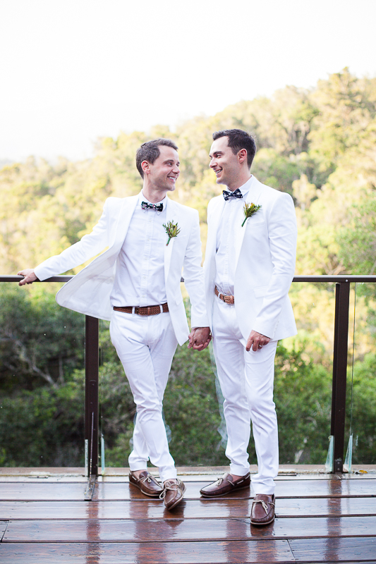 Dom & Gareth | Wedding Day | Trogan House, South Africa-98